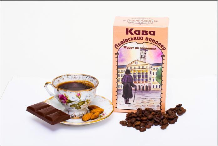 Кава зі Львова Фацет на оглядинах