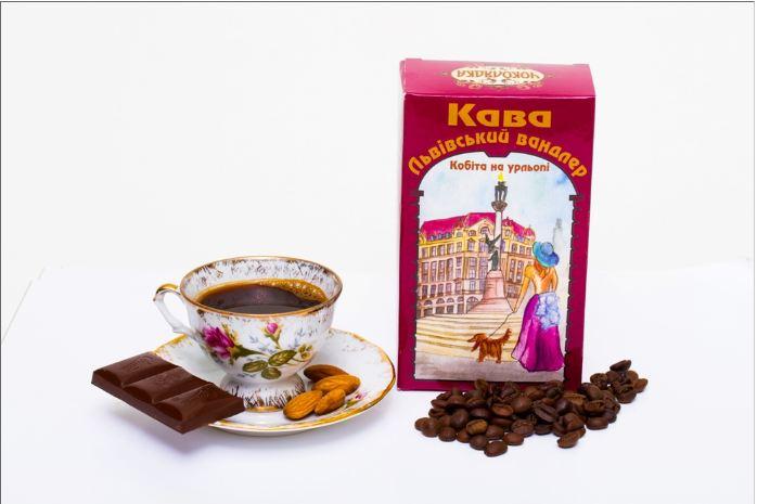 Кава львівська Кобіта на урльопі